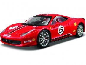 Bburago 1:24 Ferrari Racing 458 Challenge