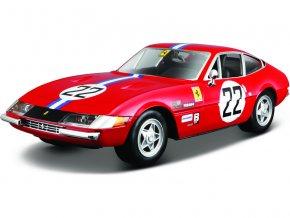 Bburago 1:24 Ferrari Racing 365 GTB4 Competizione