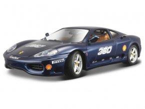 Bburago 1:24 Ferrari Racing 360 Challenge