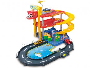 Bburago Parking Playset