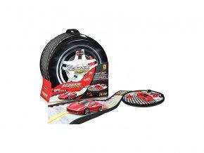 Bburago 1:43 Ferrari Wheelie s autem a doplňky