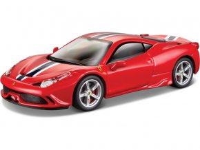 Bburago 1:43 Sign. Ferrari 458 Speciale