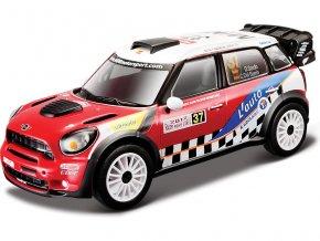 Bburago 1:32 Race 2012 Mini John Cooper Works WRC Dani Sordo