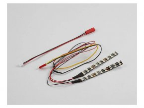 Killerbody pásek 36 červených LED osvětlení podvozku