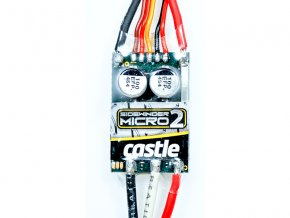 Castle motor 0808 5300ot/V s reg. Sidewinder Micro 2
