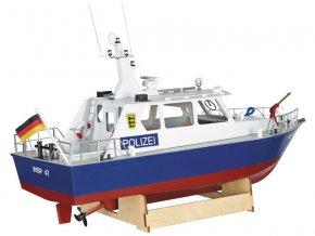 Krick Policejní člun WSP47 kit