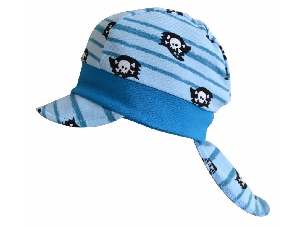 ac1c7579f4b Kojenecký pirátský šátek Pirát - Hippokids.cz