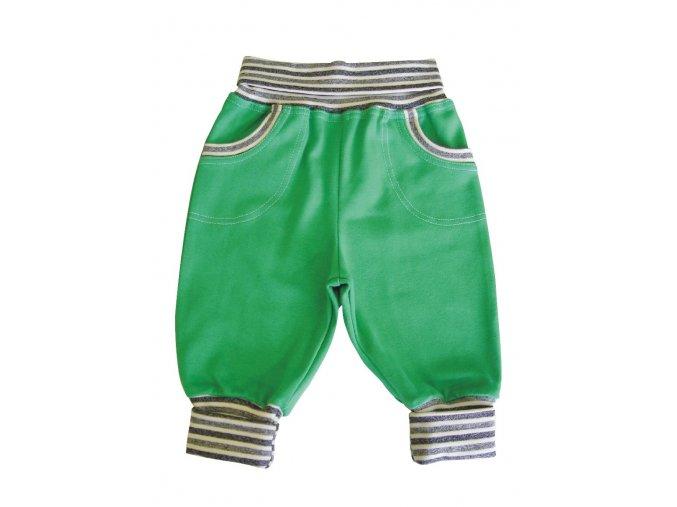 Polodupačky Liška Green