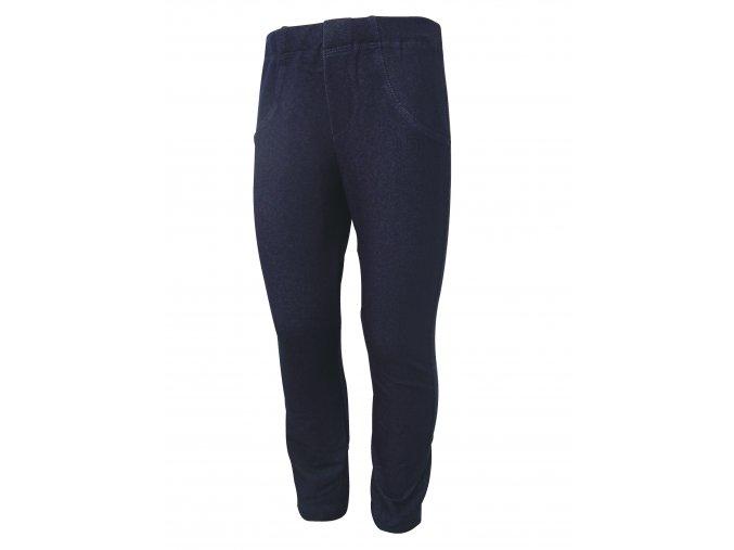 Dívčí legíny Jeans modrá