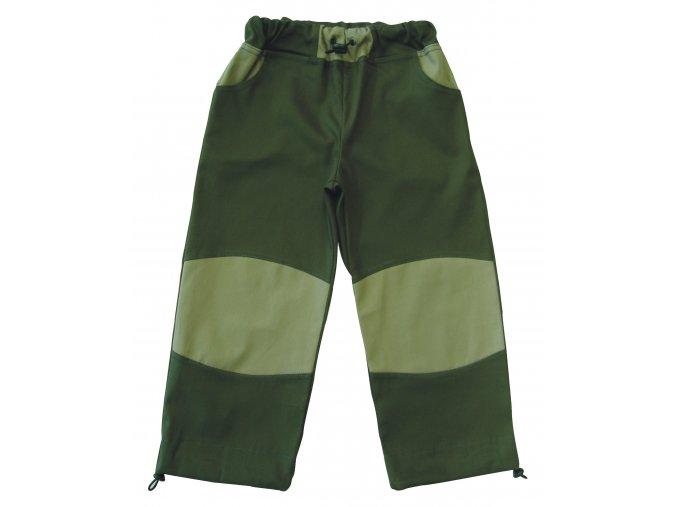 Outdoor kalhoty ActiveX khaki