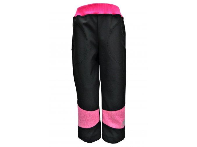 soft kalhoty Stream pink