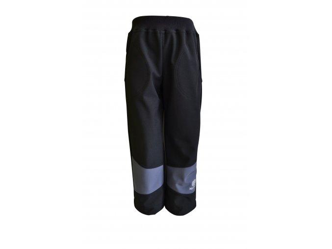 soft kalhoty Basic šedé