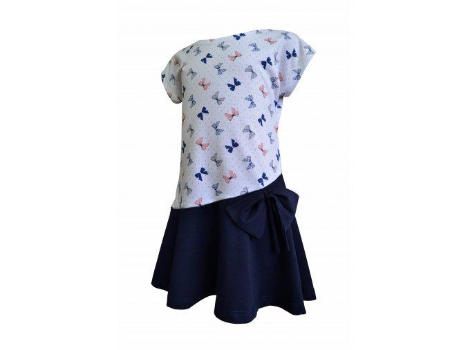 šaty Mašle bok