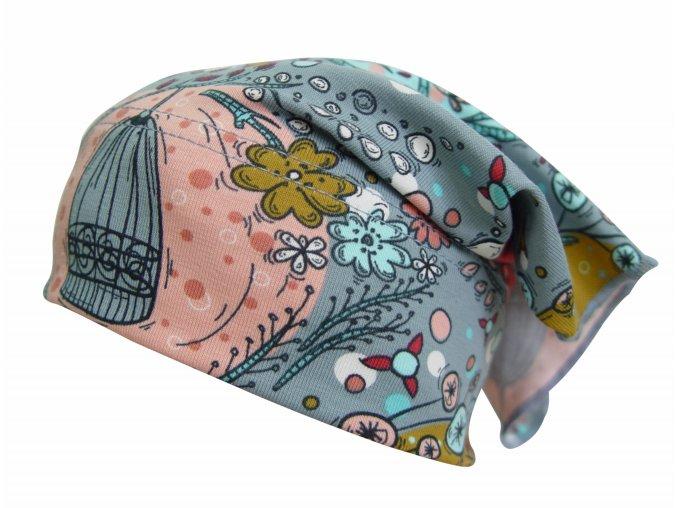 šátek Ptáček