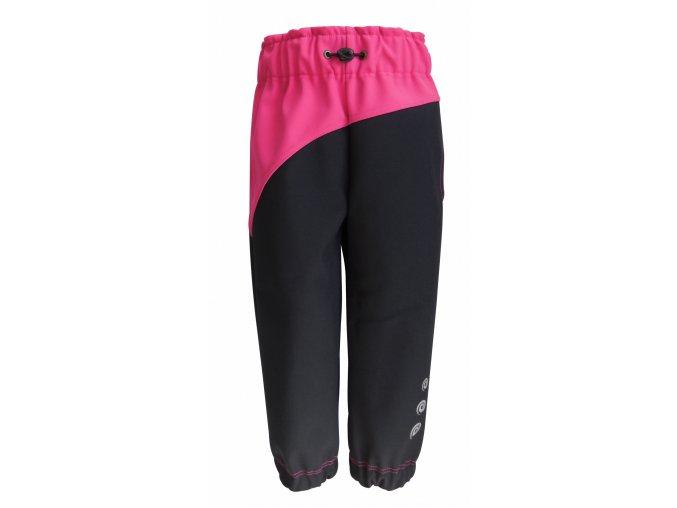 soft kalhoty Speed růžová
