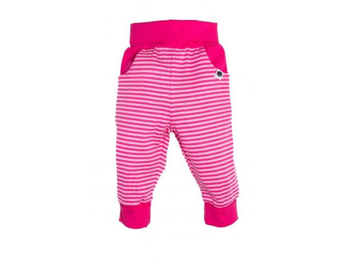 Polodupačky, oblečení pro miminka, kojenecké oblečení, rostoucí tepláčky, tapláčky pro miminka, polodupacky Hippokids Classic Candy