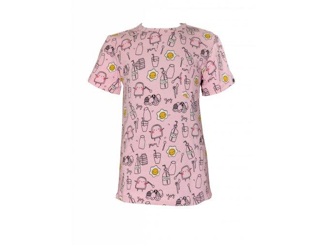 Dětské a kojenecké tričko Brakfast. Triko pro miminka a děti Brakfast.