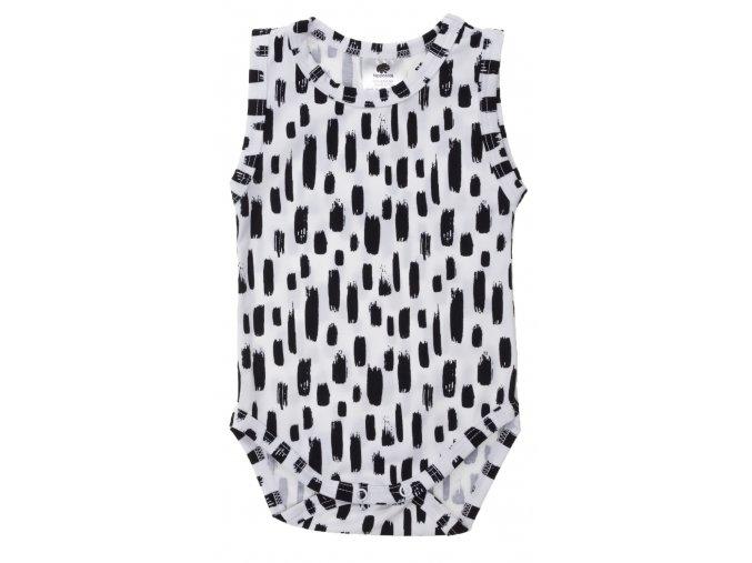 Kojenecké letní body tílko. Letní souprava pro miminka. Jednobarevné bílé body s krátkým rukávem. Kojenecké a dětské body tílka. Oblečení pro miminka a pro děti. Letní set. Spodní tílko. Tílko Lines bílé.