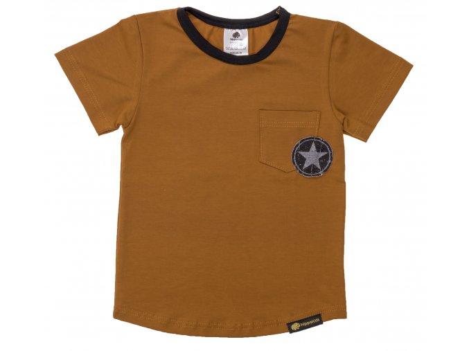 Letní set pro děti Hvězda modrá. Oblečení pro miminka a pro děti. (7)