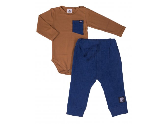 Kojenecká souprava Jeans
