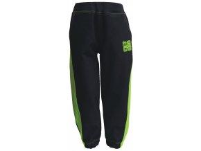 Zimní Softshellové kalhoty Track kiwi