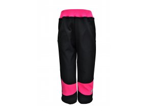 soft kalhoty baby Basic pink