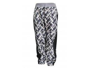 soft kalhoty Cord black
