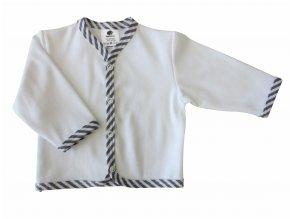 kabátek Mimi bílý