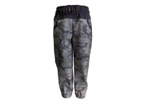 soft kalhoty Maskáč