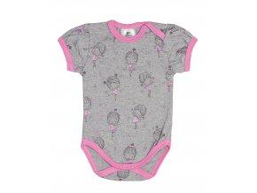 Oblečení pro miminka, kojenecké body pro miminka, baletka, holčičí kojenecké bodyčko.