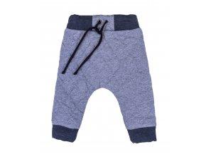 Oblečení pro miminka, kojenecké tepláčky se sníženým sedem Hippokids Prošev. Zateplená mikina s kapucí a kapsou spolu s tepláčky do soupravy jsou vyrobeny z bavlny a z proševu, který je podšitý vatelínem a polyeterem.