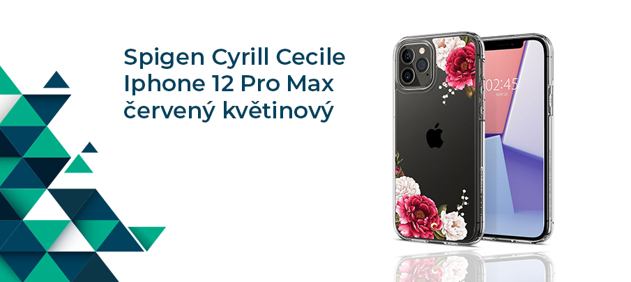 SPIGEN CYRILL CECILE iPHONE 12 PRO MAX
