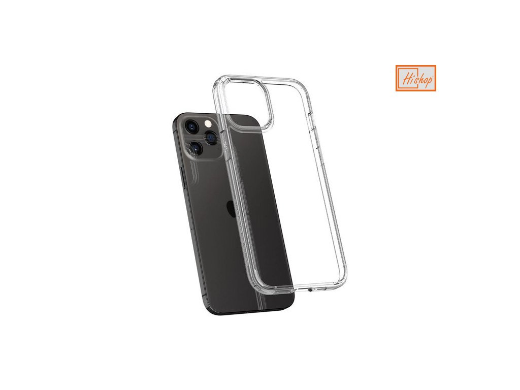 pol pm Spigen Ultra Hybrid Iphone 12 Pro Max Crystal Clear 64691 5
