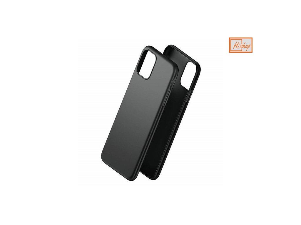 pol pm 3MK Matt Case Huawei P40 Lite czarny black 61633 1
