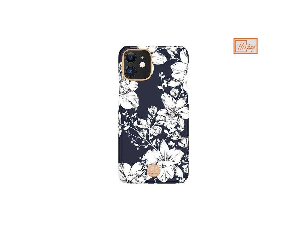 pol pm Kingxbar Blossom etui ozdobione oryginalnymi Krysztalami Swarovskiego iPhone 11 wielokolorowy Lily 62161 1