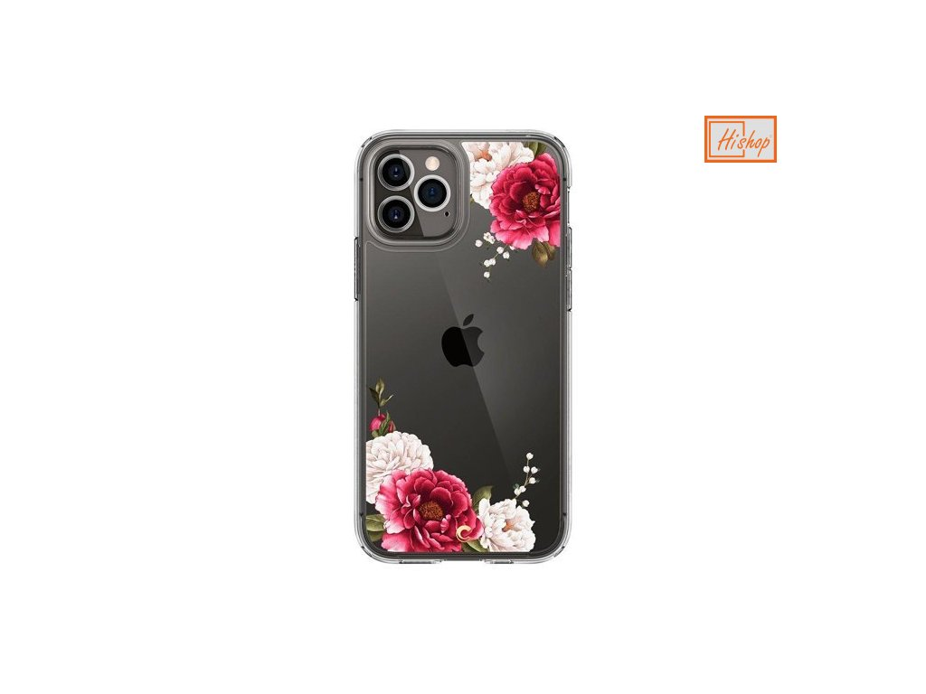 eng pm Spigen Cyrill Cecile Iphone 12 Pro Max Red Floral 64717 1