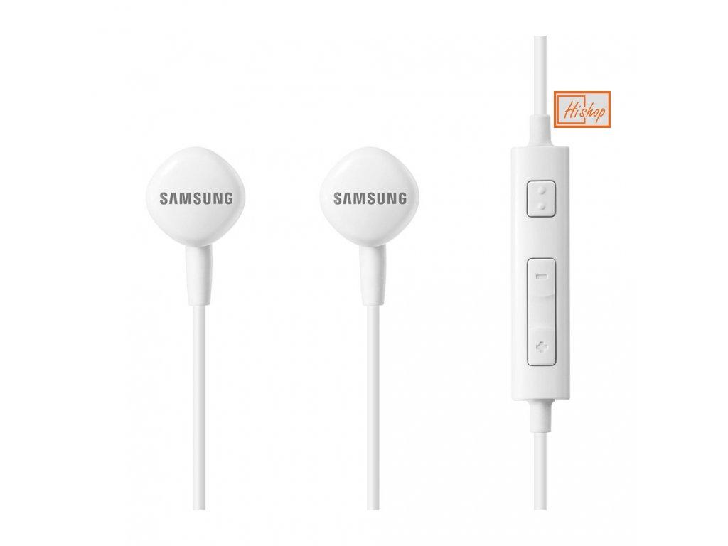 eng pl Samsung HS130 Headset Earphones In Ear Headphones with Smart Remote Control white EO HS1303WEGWW 24580 1