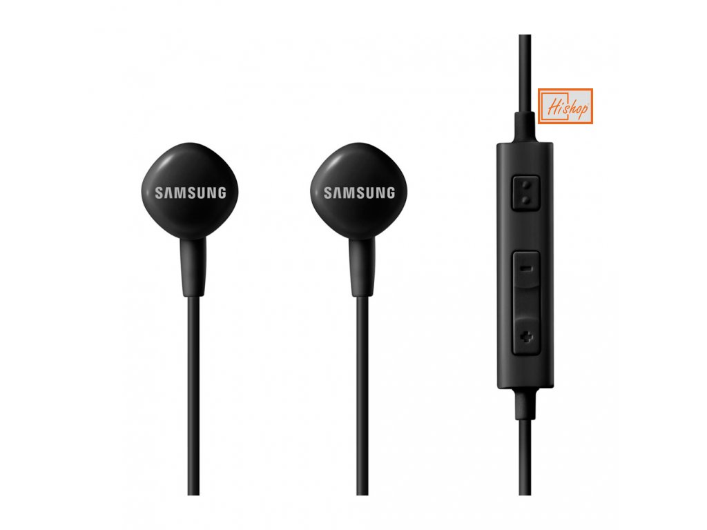 eng pl Samsung HS130 Headset Earphones In Ear Headphones with Smart Remote Control black EO HS1303BEGWW 34811 4