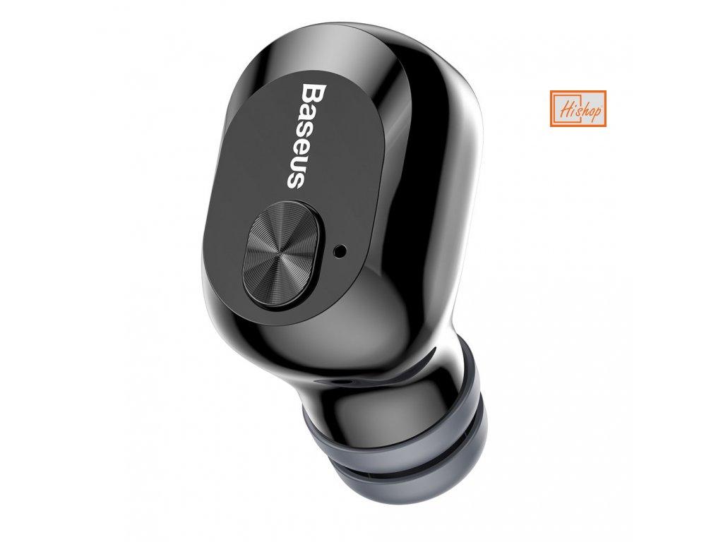 eng pl Baseus Encok A03 waterproof mini wireless earphone Bluetooth 5 0 black NGA03 01 50859 1