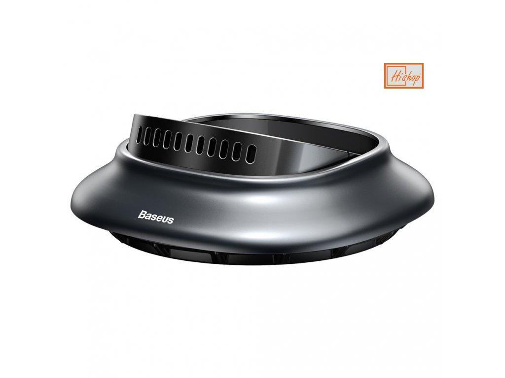 eng pl Baseus Little Volcano car air freshener on the dashboard 4 cartridges grey SUXUN AH0G 51220 1