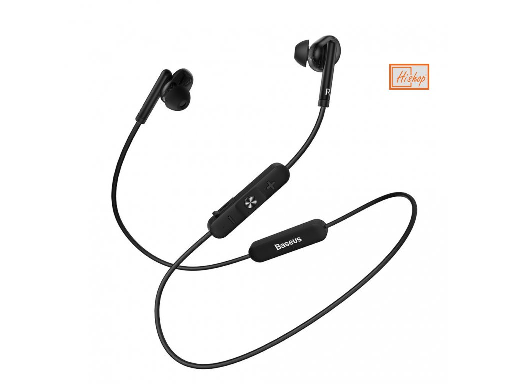 eng pl Baseus Encok S30 in ear wireless headphones Bluetooth 5 0 headset with remote control tranish NGS30 0A 51221 1