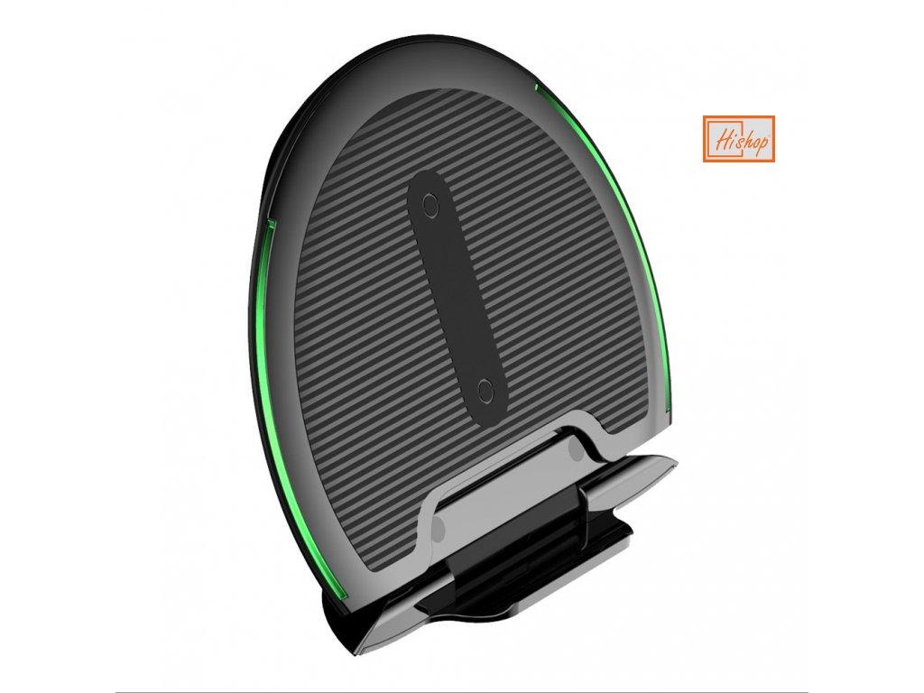 eng pl Baseus Foldable Multifunction Wireless Charger Qi Inductive Pad 10W USB micro USB 1M black WXZD 01 40786 1 (1)