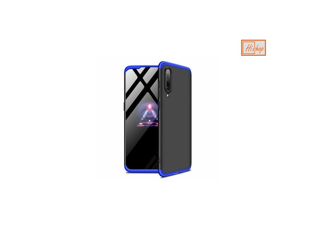 eng ps GKK 360 Protection Case Front and Back Case Full Body Cover Xiaomi Mi 9 black blue 48266 1