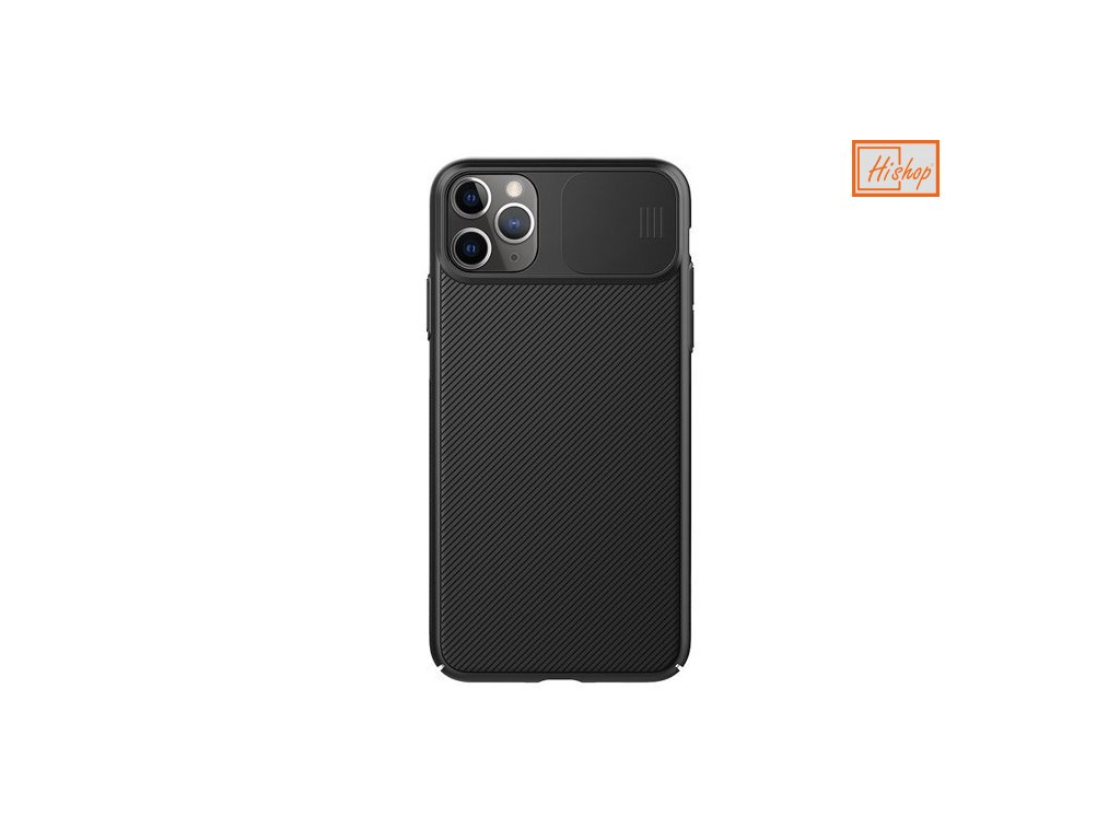 eng pm Nillkin CamShield Case Slim Cover with camera protection shield for iPhone 11 Pro Max black 62696 1