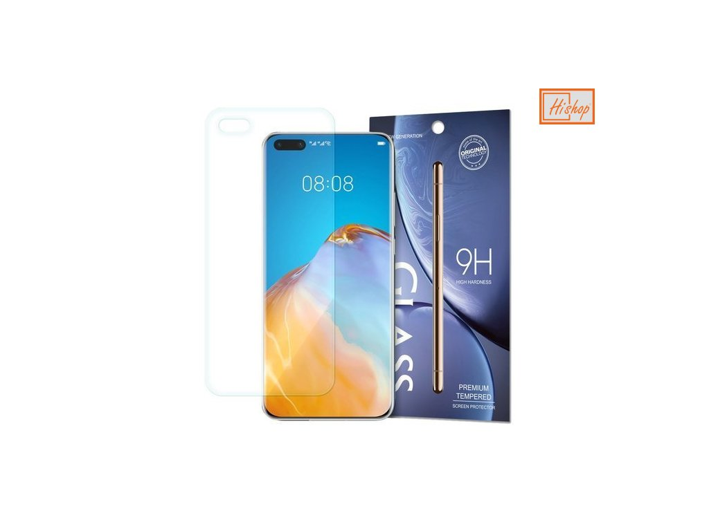 pol pm Tempered Glass szklo hartowane 9H Huawei P40 Pro opakowanie koperta 59821 1