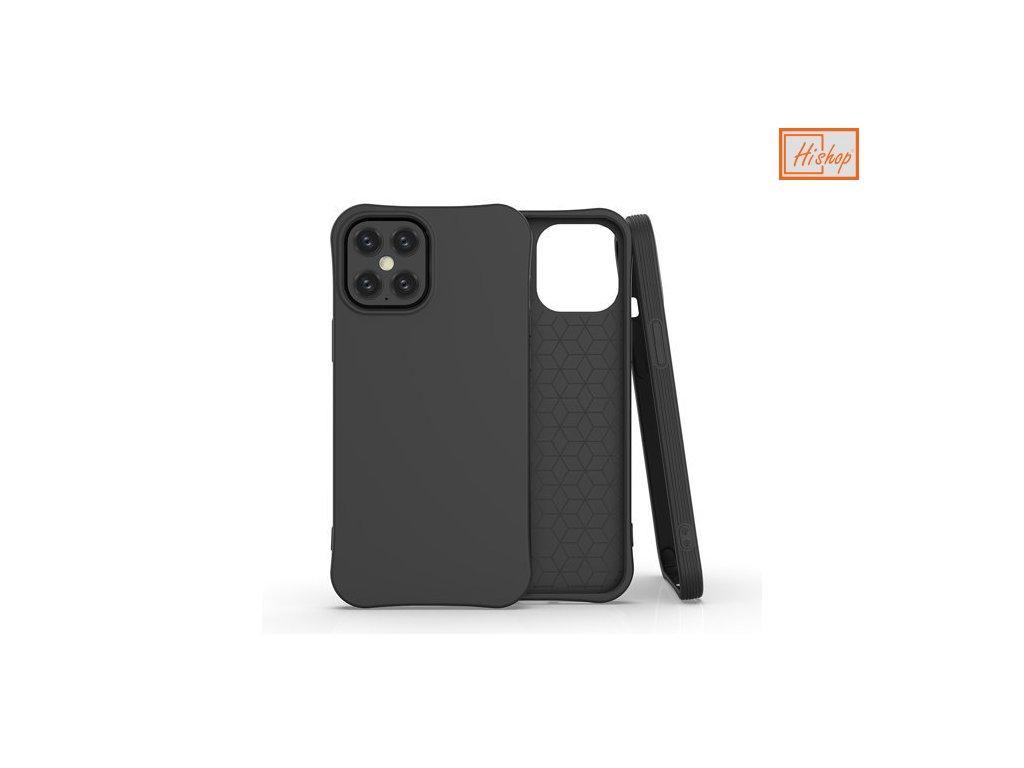 eng pm Soft Color Case flexible gel case for iPhone 12 Pro Max black 63354 1