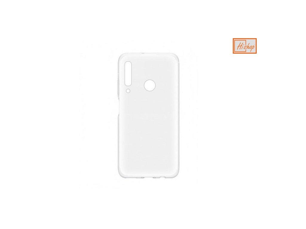 pol pm Huawei Protective Case PC etui pokrowiec Huawei P40 Lite E przezroczysty 61375 1