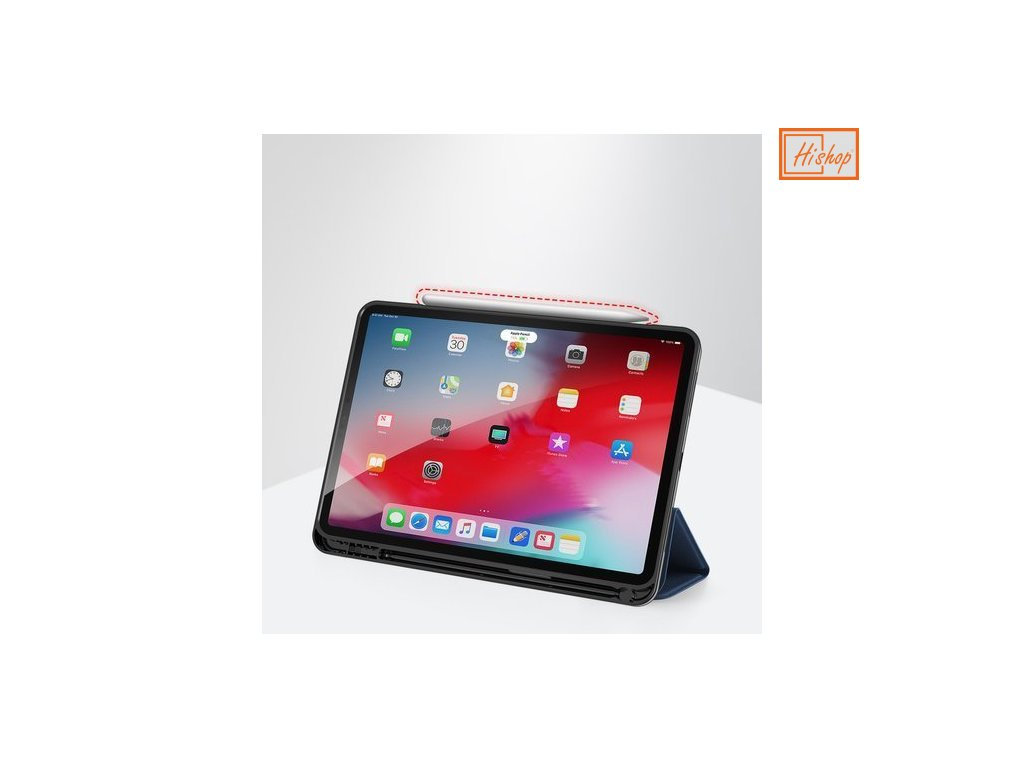 eng pm DUX DUCIS Domo Tablet Cover with Multi angle Stand and Smart Sleep Function for iPad Air 2020 blue no Smart Sleep function 63766 13