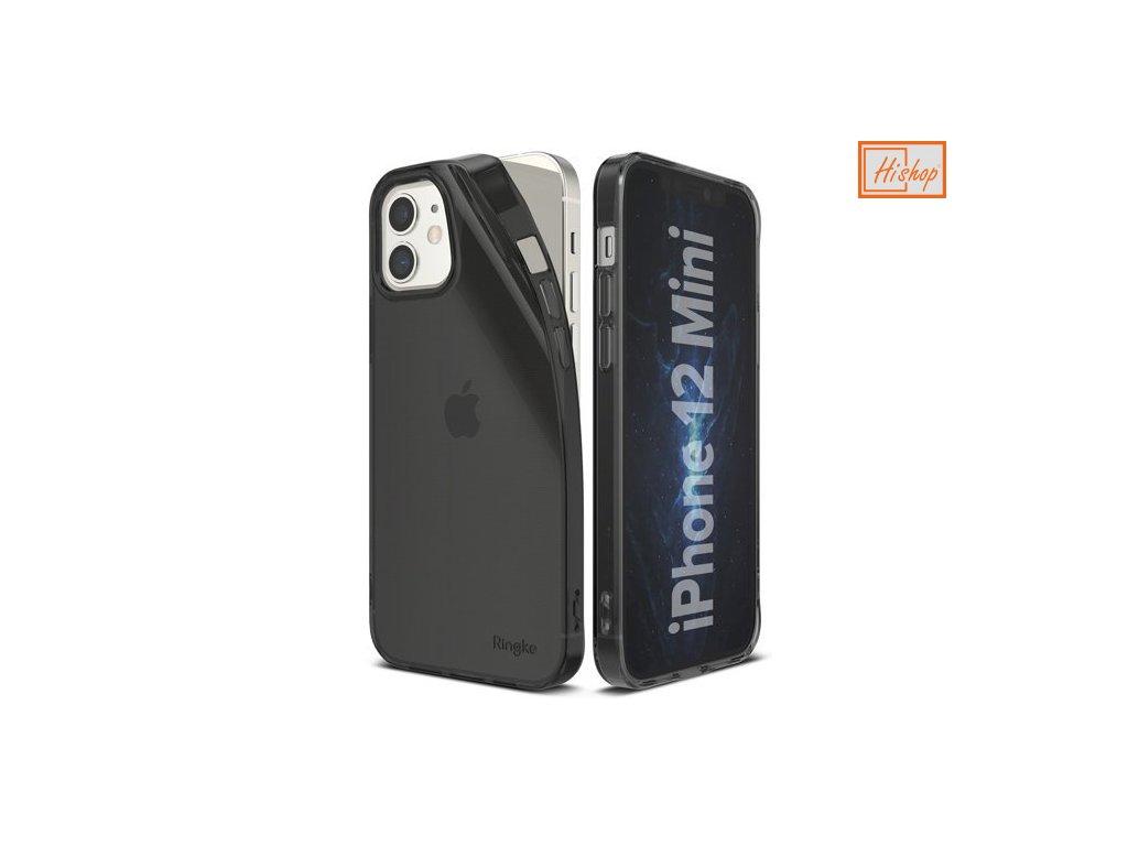 eng pm Ringke Air Ultra Thin Cover Gel TPU Case for iPhone 12 mini grey ARAP0034 63897 1