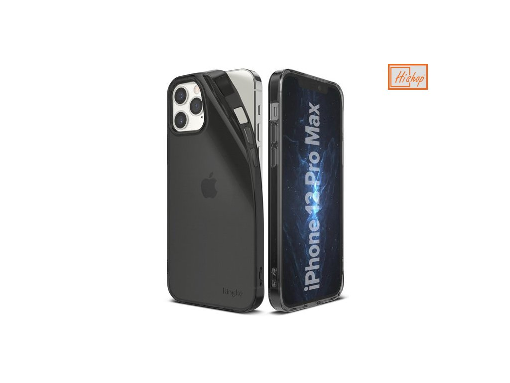 eng pm Ringke Air Ultra Thin Cover Gel TPU Case for iPhone 12 Pro Max grey ARAP0038 63921 1